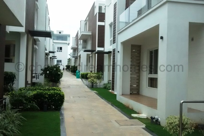 ECR approved villas seaside before toll.