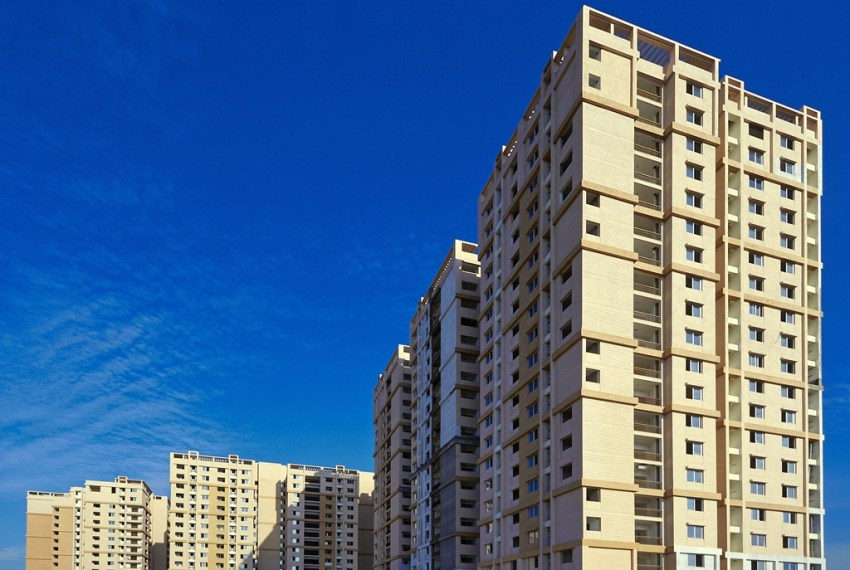 2,3,4 BHK Apartments for sale in OMR