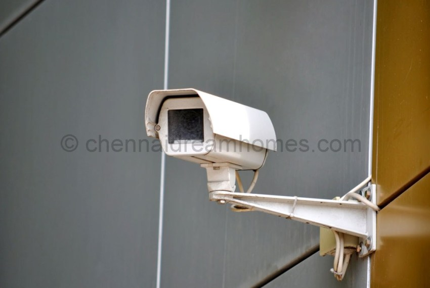 CCTV security