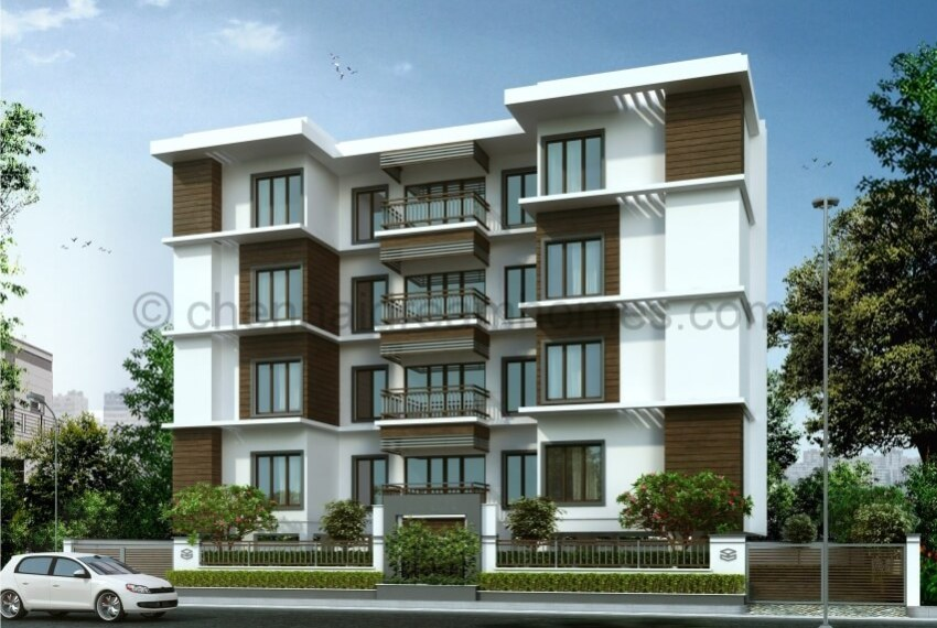 3 BHK Luxury Flat for sale in Thiruvanmiyur Chennai