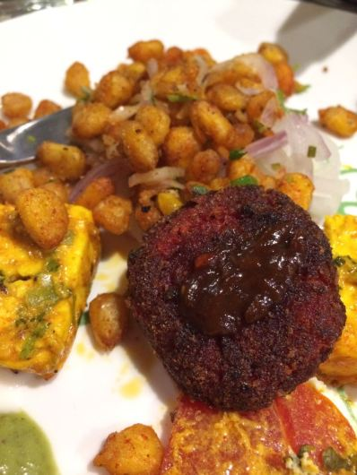 Beetroot Kebab - Absolute Barbecues - Chennai Focus
