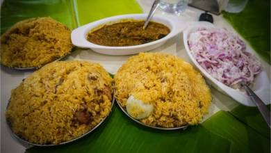 Photo of Top 10 Places To Eat Biryani in Chennai