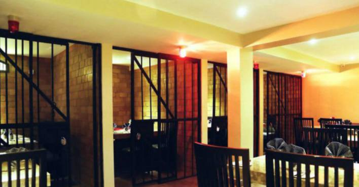 Kaidi Kitchen - Best Theme Restaurants in Chennai