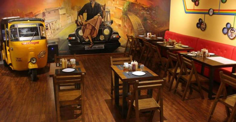 Best Theme Restaurants in Chennai