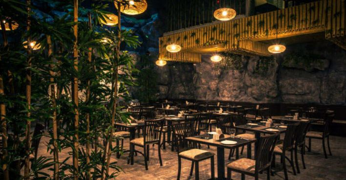 The Waterfall - Best Theme Restaurants in Chennai