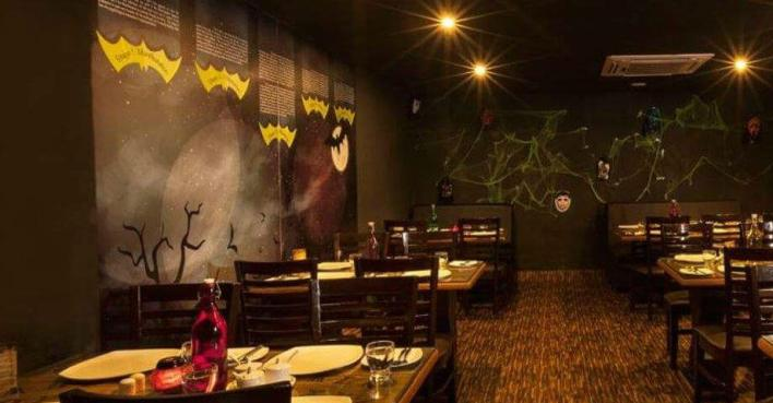 Haunted - Best Theme Restaurants in Chennai