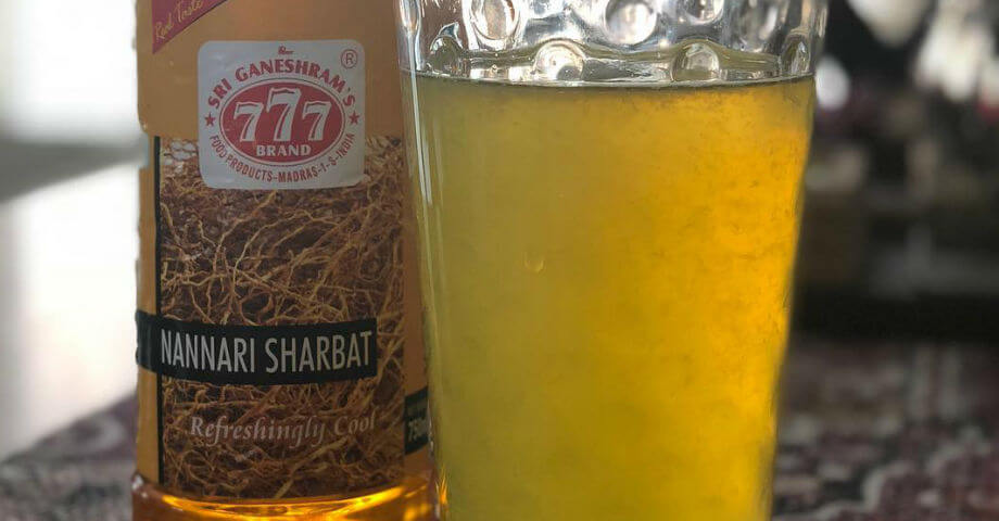 sharbat for summer days