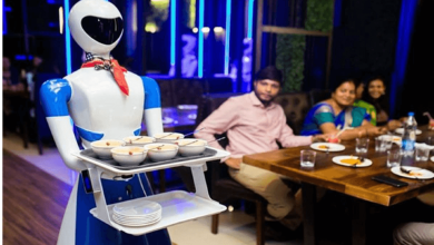 Robot Theme Restaurant in Chennai