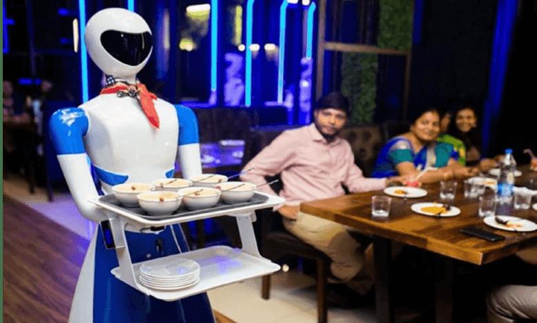 Robot Theme Restaurant in Chennai