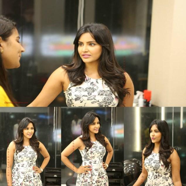 Priyaanand Actress wallpaper at essensuals Chennai