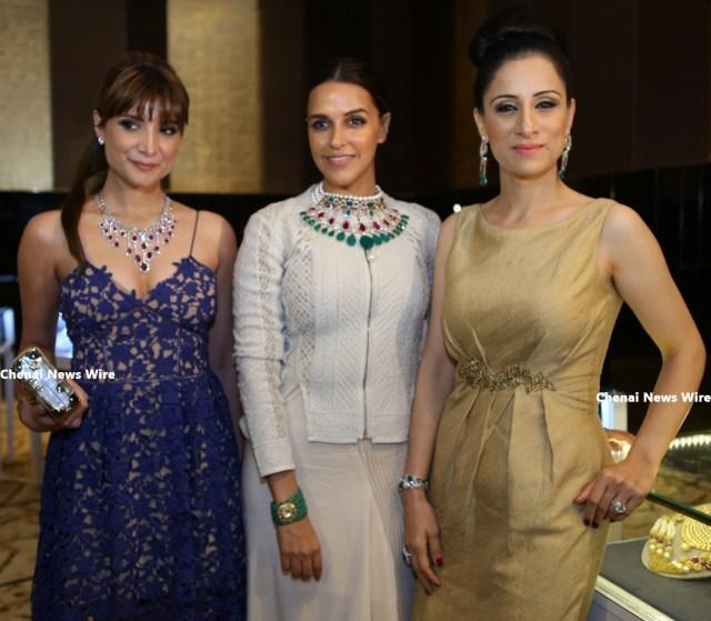 Michelle-Poonawalla-Neha Dhupia-Rouble-Nagi-Grand-Jury-Meet