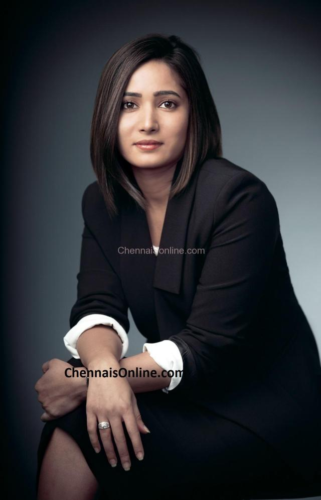 Nadia Chauhan, JMD & CMO, Parle Agro Pvt. Ltd.