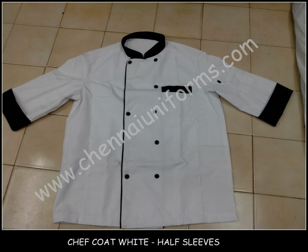Chennai - Chef coats