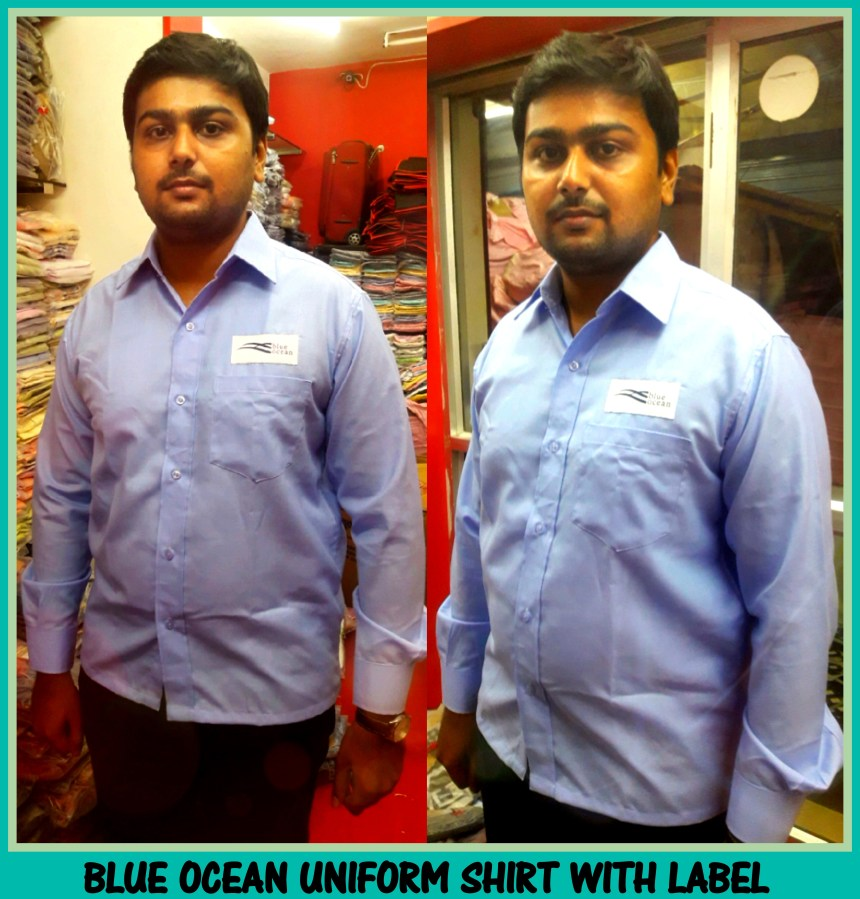Uniform shirts in India
