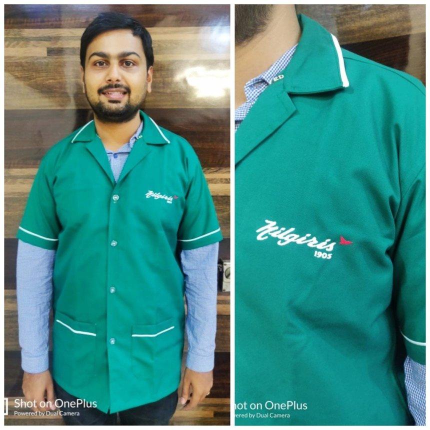 Supermarket staff uniform dealers in Chennai