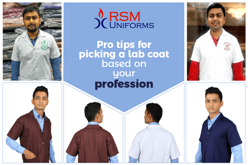 Pro Tips For Picking A Lab Coat Based On Your Profession