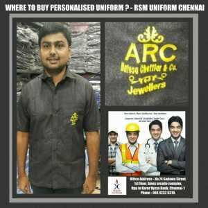 Safari uniforms suppliers in Chennai