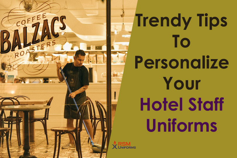 hotel staff uniforms