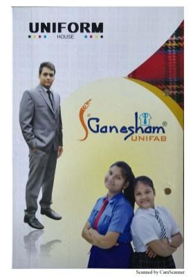 Ganesham unifab uniform suiting dealers in Chennai