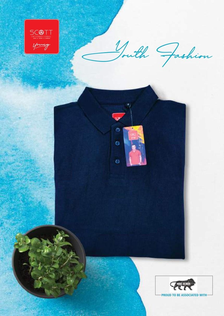 Scott Young Polo Tshirt supplier in Chennai- Rsm Uniforms Chennai