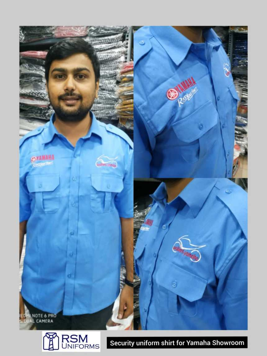 Premium security uniform suppliers in Chennai