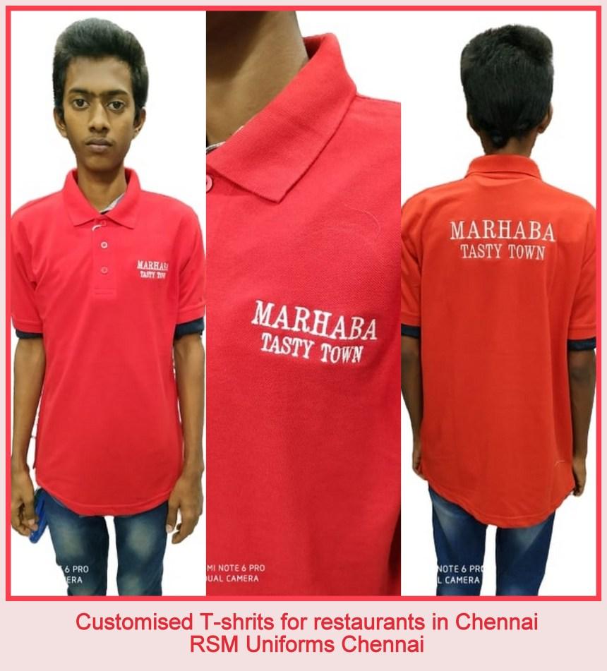 Promo tee t shirts in Chennai