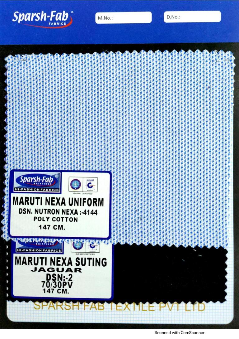Maruti Nexa Uniforms in India