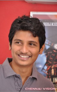 Tamil Actor Jiiva Photos by Chennaivision