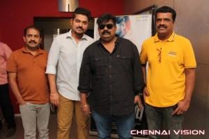 Tharkappu Movie Special Show Photos by Chennaivision