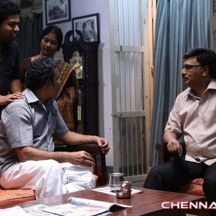 Kanithan Tamil Movie Working Photos