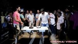 Actor Kalaiyarasan Harikrishnan Birthday Celebration Photos
