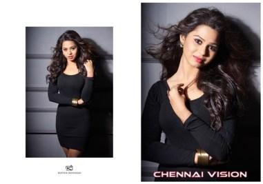 Tamil Actress Aishwarya Photos by Chennaivision