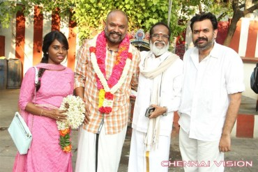 Chennai 600028 II: Second Innings Tamil Movie Pooja Photos by Chennaivision