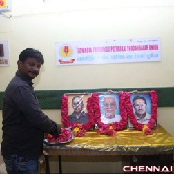 Film News Anandan, Glamour Krishnamurthy and Cine News Selvam