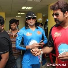 Lebara Natchathira Cricket Match Photos