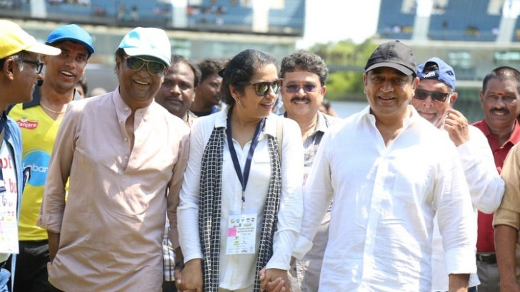 Lebara Natchathira Cricket Match Photos