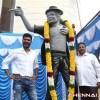 Prabhu Deva Inaugurate Michael Jackson Granite Statue Event Photos