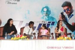 Theri Tamil Movie Press Meet Photos