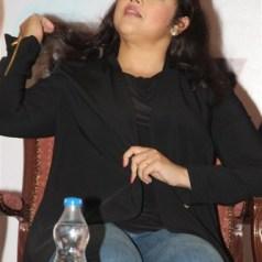 Theri Tamil Movie Press Meet Photos - Vijay, Amy jackson, Atlee