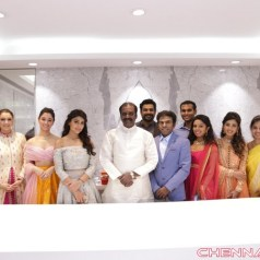 New Saravana Stores Padi Showroom Inauguration Photos