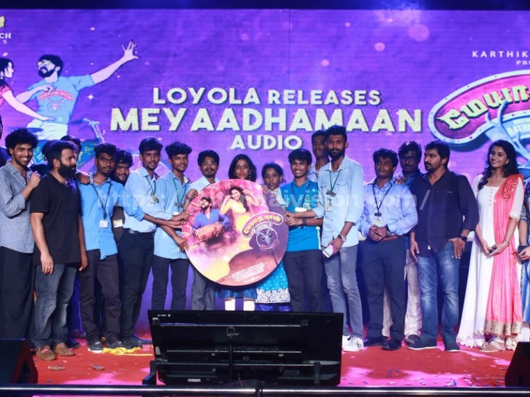 Meyaadha Maan Tamil Audio Launch Photos 10