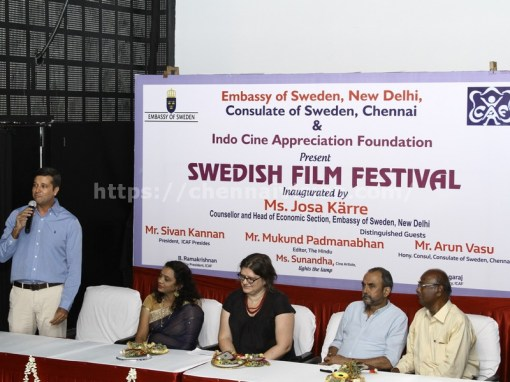 Swedish Film Festival Inauguration Photos 1