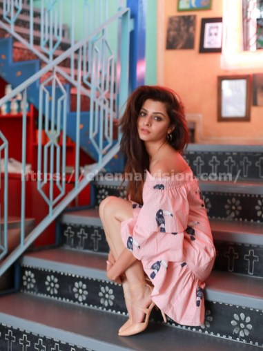 Vedhika Latest Photoshoot Images 4