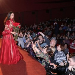 Mom film Premiere in Moscow Stills