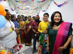 Actress Sneha Inagurated V Care Multi Specialty Clinic Opening Ceremony Photos 2