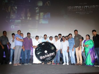 Irumbu Thirai Tamil Movie Audio Launch Photos