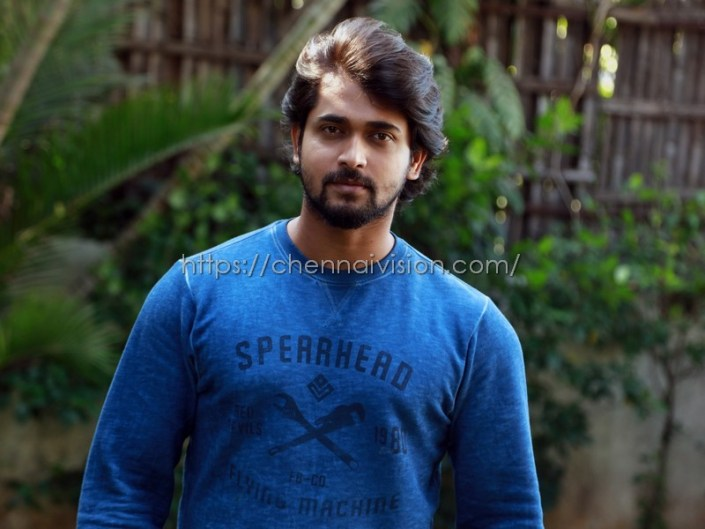 Actor Chandan Kumar Photos