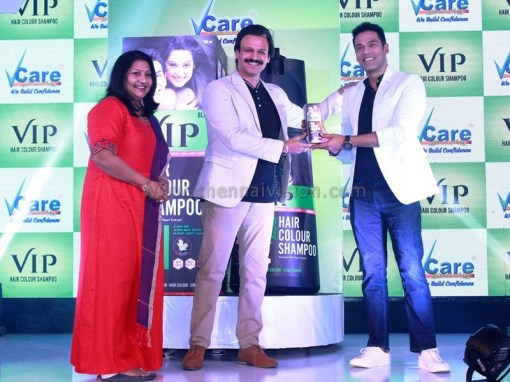Vivek Oberai Inaugrated V care Event Photos