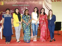 Andrea Jeremiah Inaugurated Jeppiar Engineering College Event Photos 9