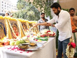 KARTHI-17 Tamil Movie Pooja Photos